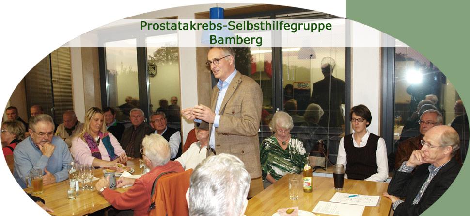 Prostatakrebs-Selbsthilfegruppe Bamberg